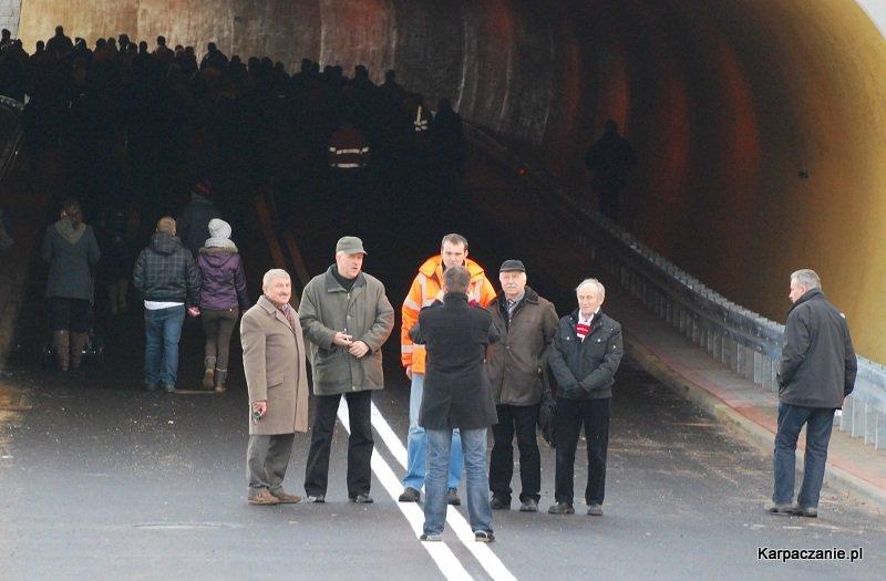 Tunel w Karpaczu 5