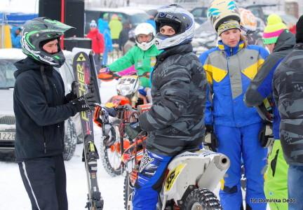 Skijoering w Karpaczu 15