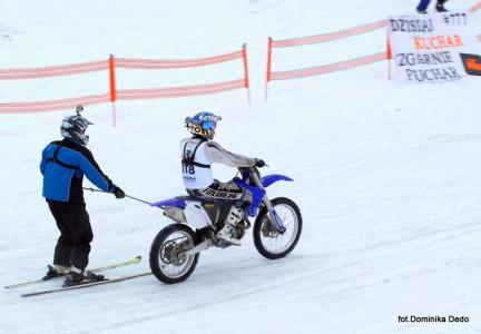 Skijoering w Karpaczu 7