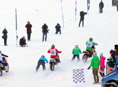 Skijoering w Karpaczu 3