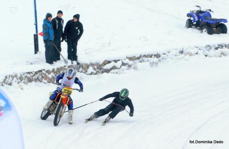 Skijoering w Karpaczu 2