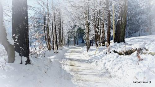 Zima w KPN