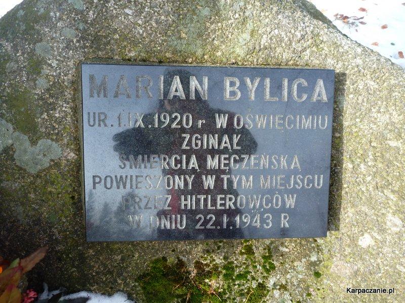 Pomnik Mariana Bylicy 4
