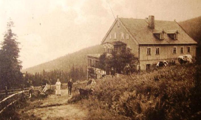 Schronisko w Budnikach